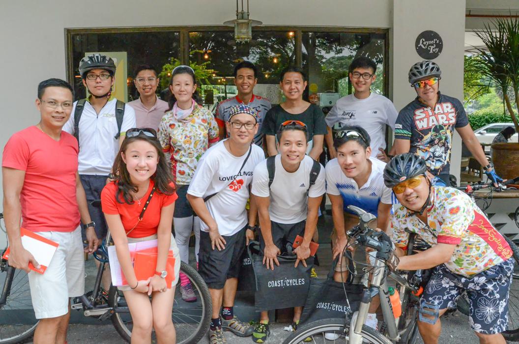 Photo: OCBC Cycle