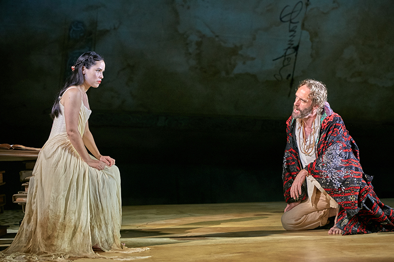"a review of the play the alternative tempest There's a lot going on in william shakespeare's ""the tempest,"" and in  play review: updated 'tempest' tosses bard into  red state alternative"" to."