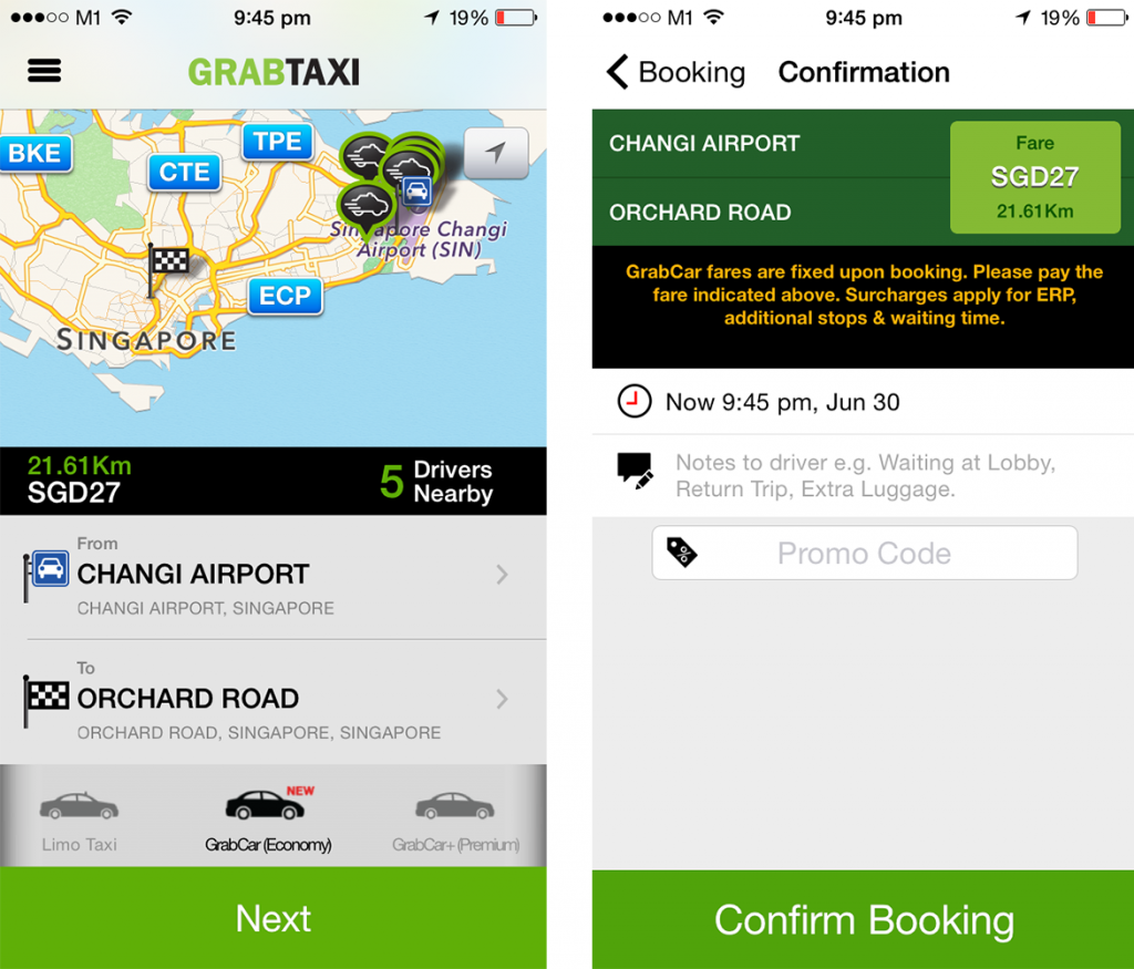 Get 8 Off Your Grabcar Ride With Grabasia Promo Code
