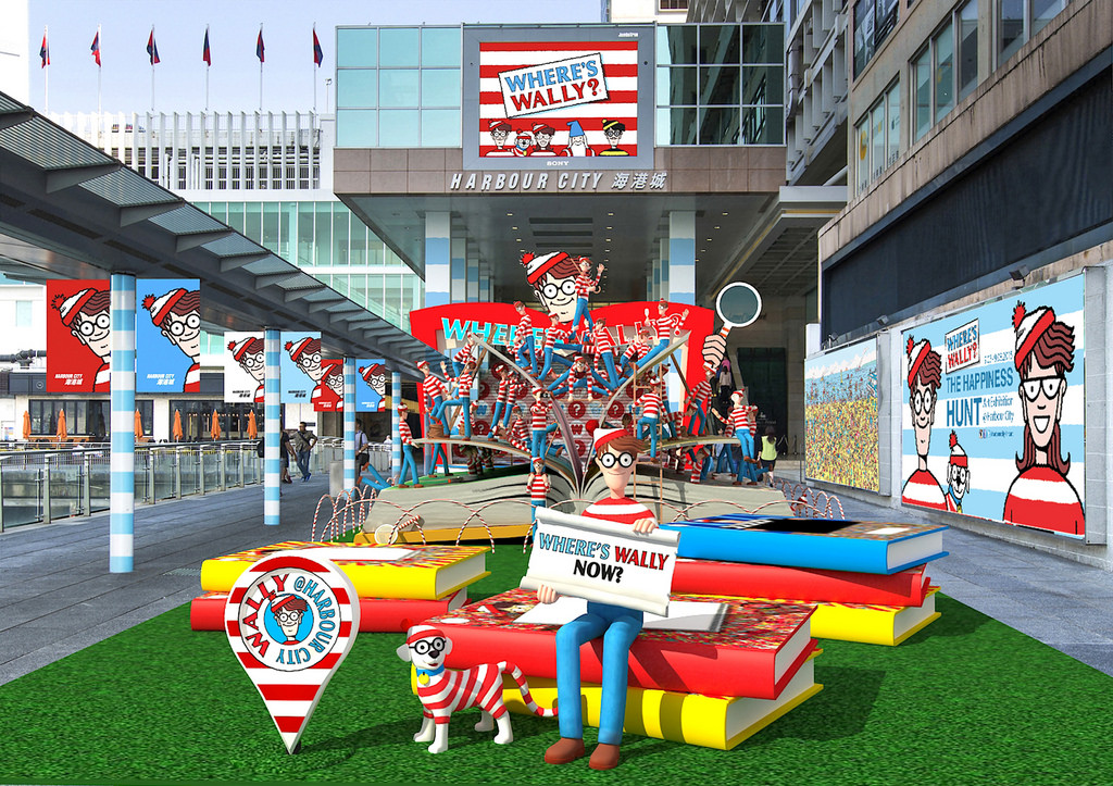 D Art Exhibition Hong Kong : First ever where s wally art exhibition arrives in hong