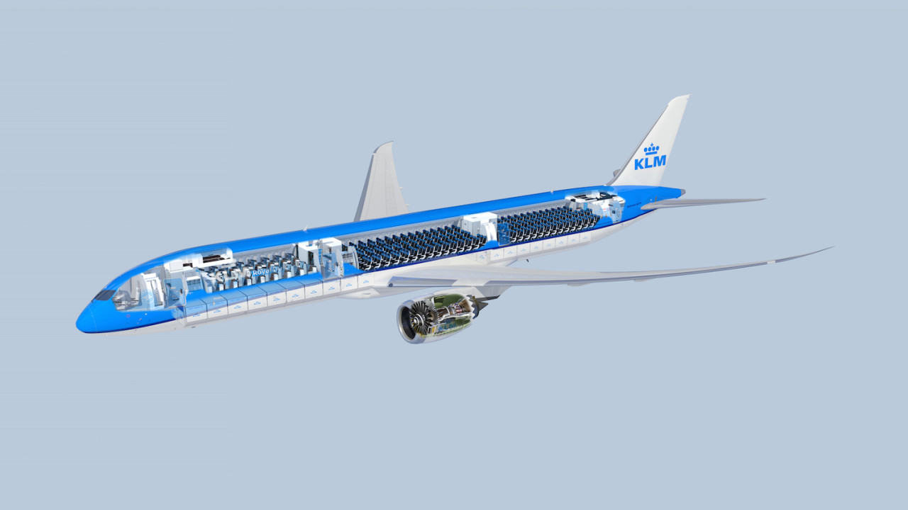 Take A Peek At Klm S Brand New 787 9 Dreamliner Asia 361