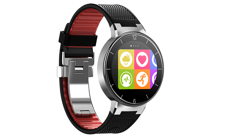 REVIEW + GIVEAWAY: Alcatel ONETOUCH Watch
