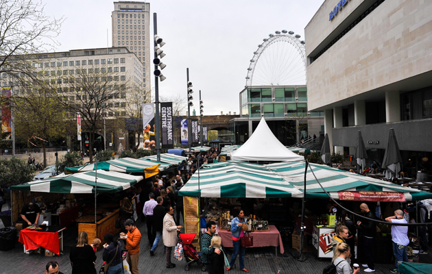 London Street Food Markets Friday