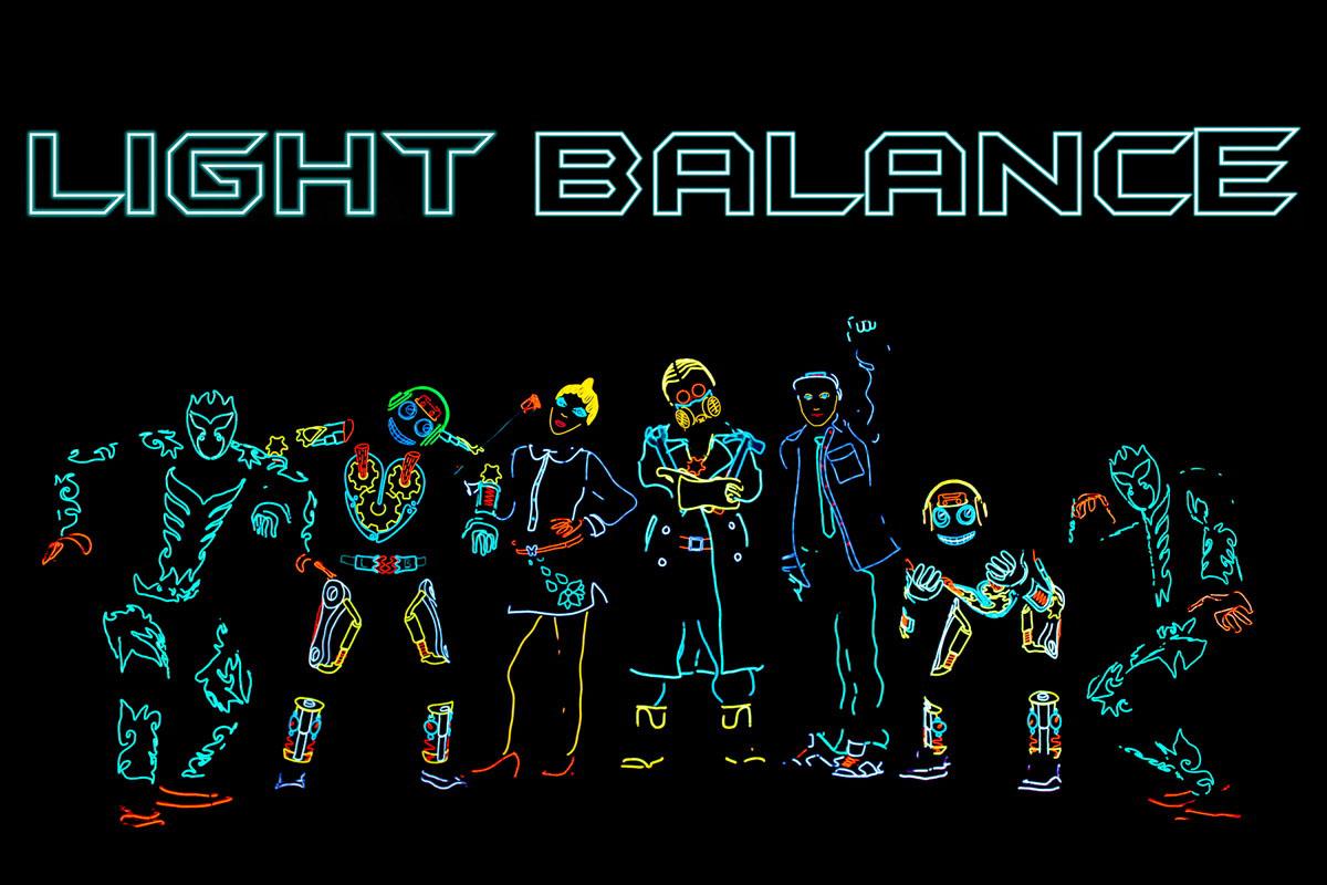 Britain S Got Talent 2014 S Light Balance Illuminates