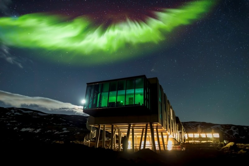 Ion Hotel, Iceland