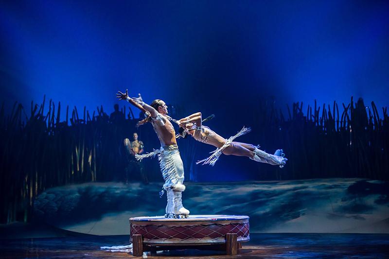 Photo courtesy of Cirque du Soleil.