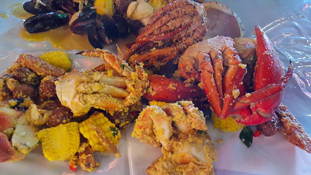 louisiana cajun seafood