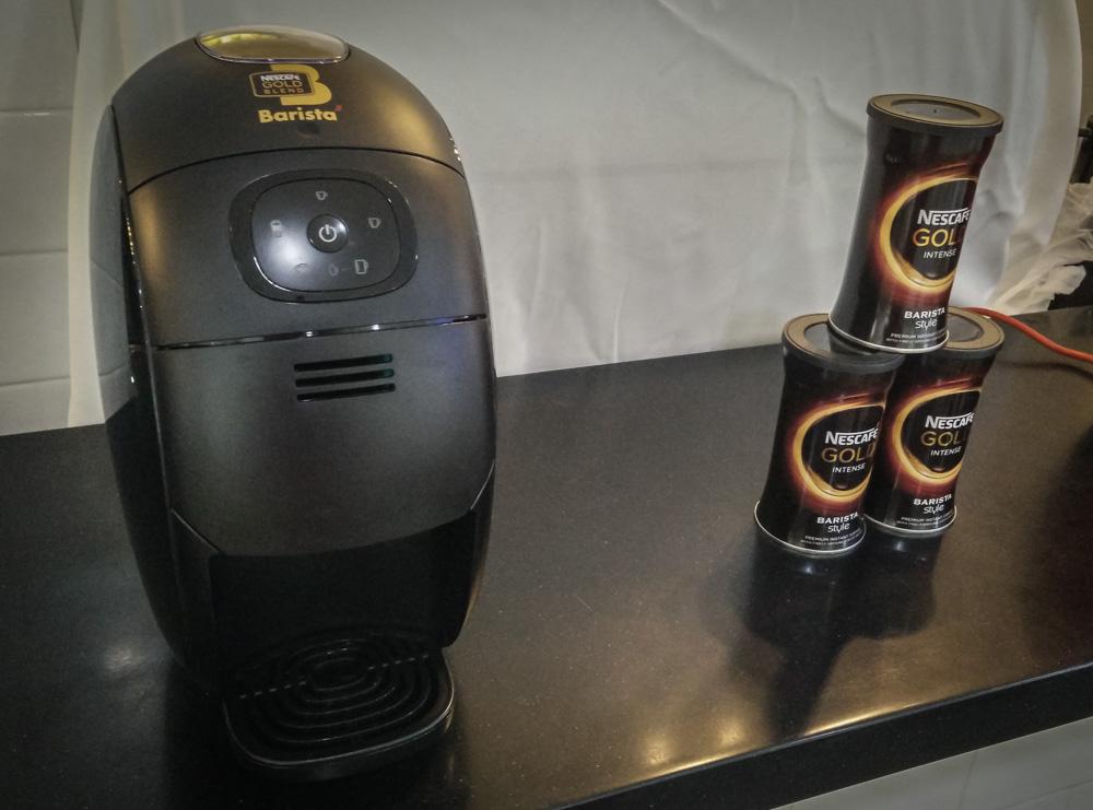 nescaf gold blend barista coffee machine asia 361