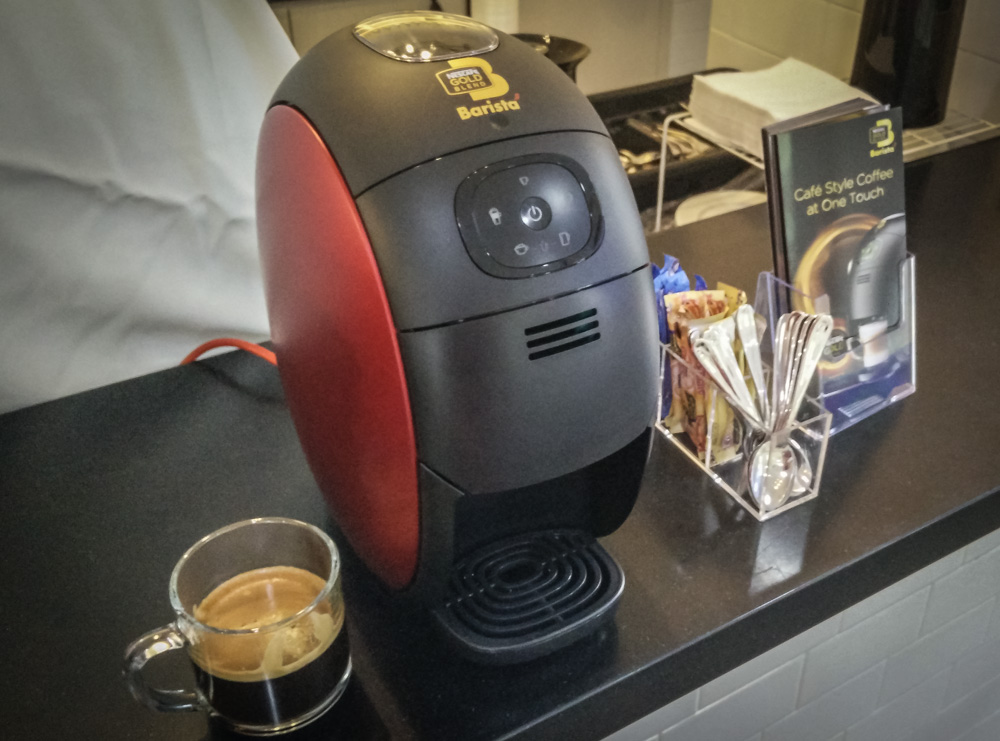 nestle cappuccino machine