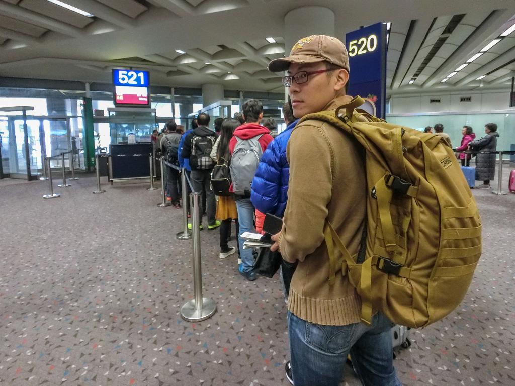 Travel Light With Cabinzero Asia 361