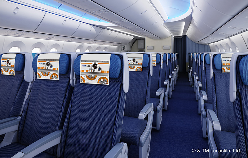 Star Wars Bb 8 Ana Jet Is Set To Fly On 29 March Asia 361