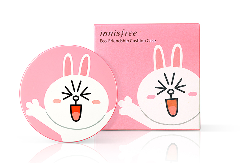 Cony Cushion Case with Box