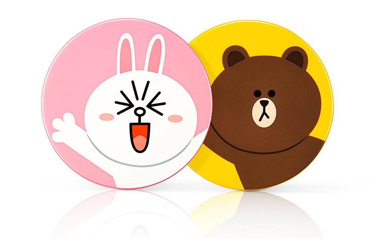 Cony and Brown Cushion