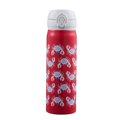 Starbucks x Paul & Joe Blue Cat Flask 500ml (Price: TWD1600)