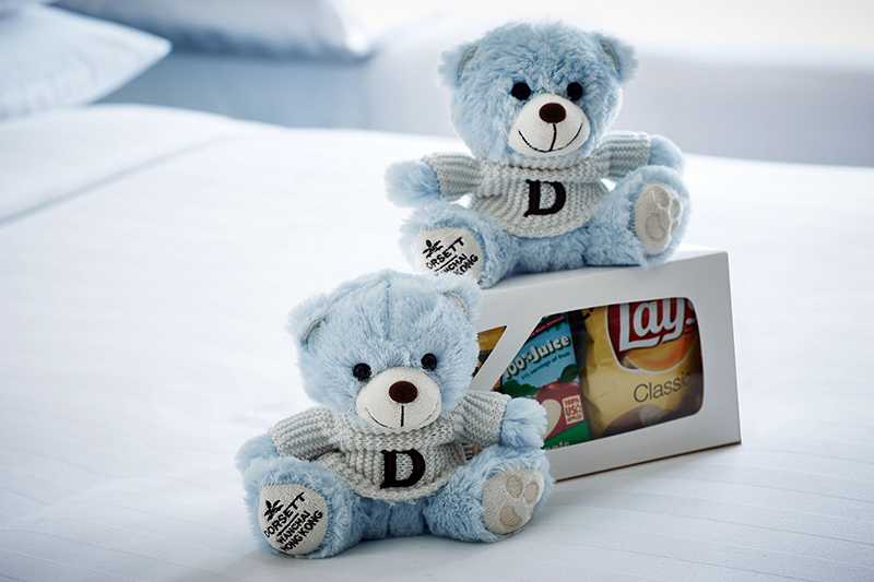 Snack Box _ Teddy Bear