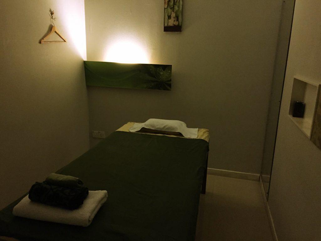 Spa single room