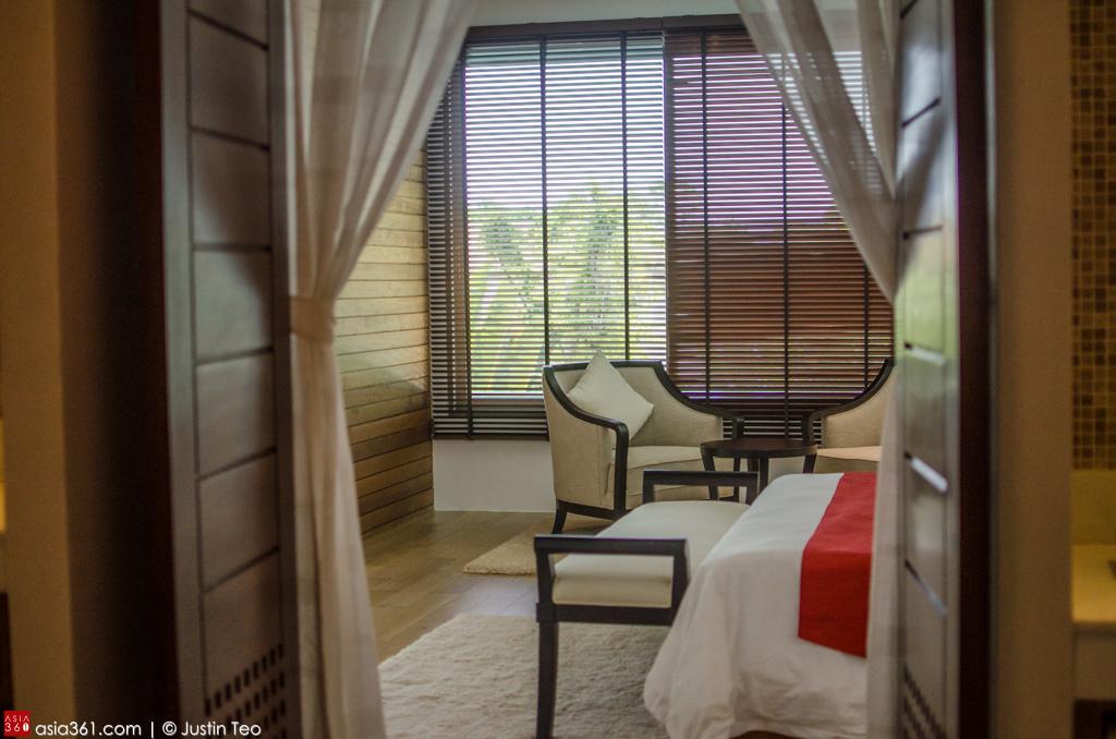 Carissa Pool Villa at the Wyndham Sea Pearl Resort.