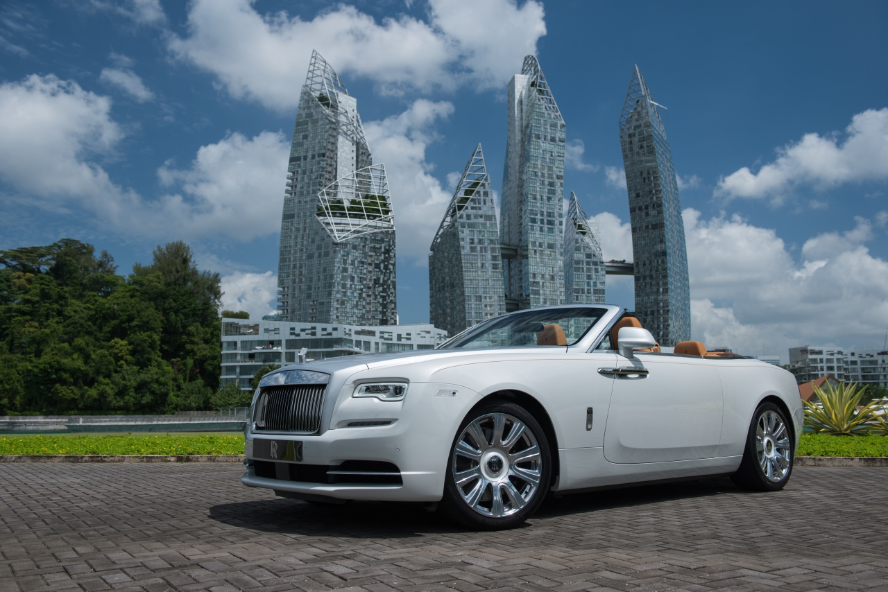 Photo courtesy of Rolls Royce Singapore