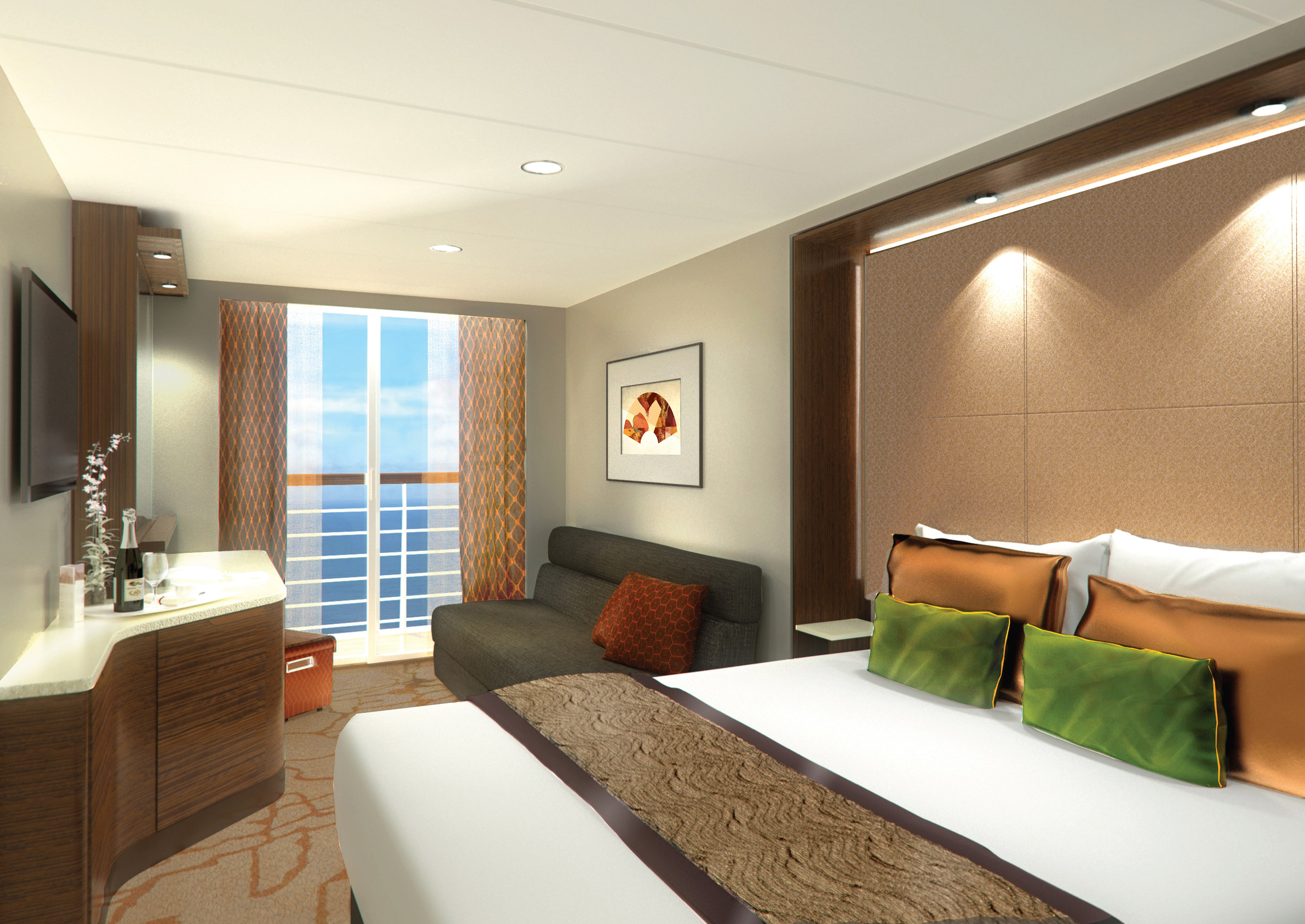 First Ever Asian Luxury Cruise Line Dream Cruises