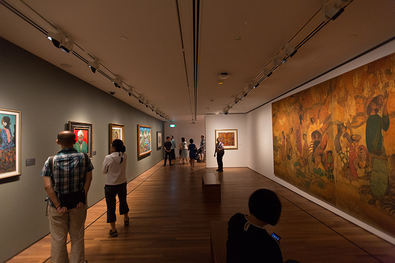 National Gallery. Photo © Singapore Tourism Board