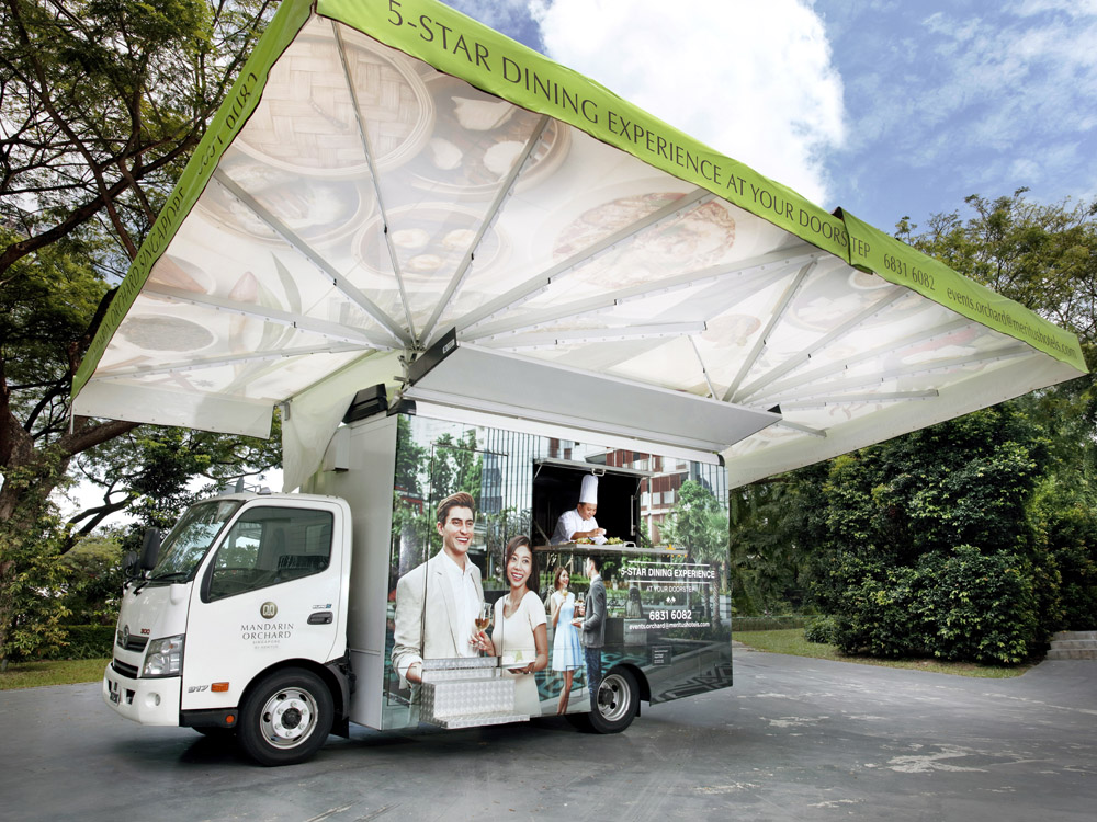 Taste Of Asia Food Truck