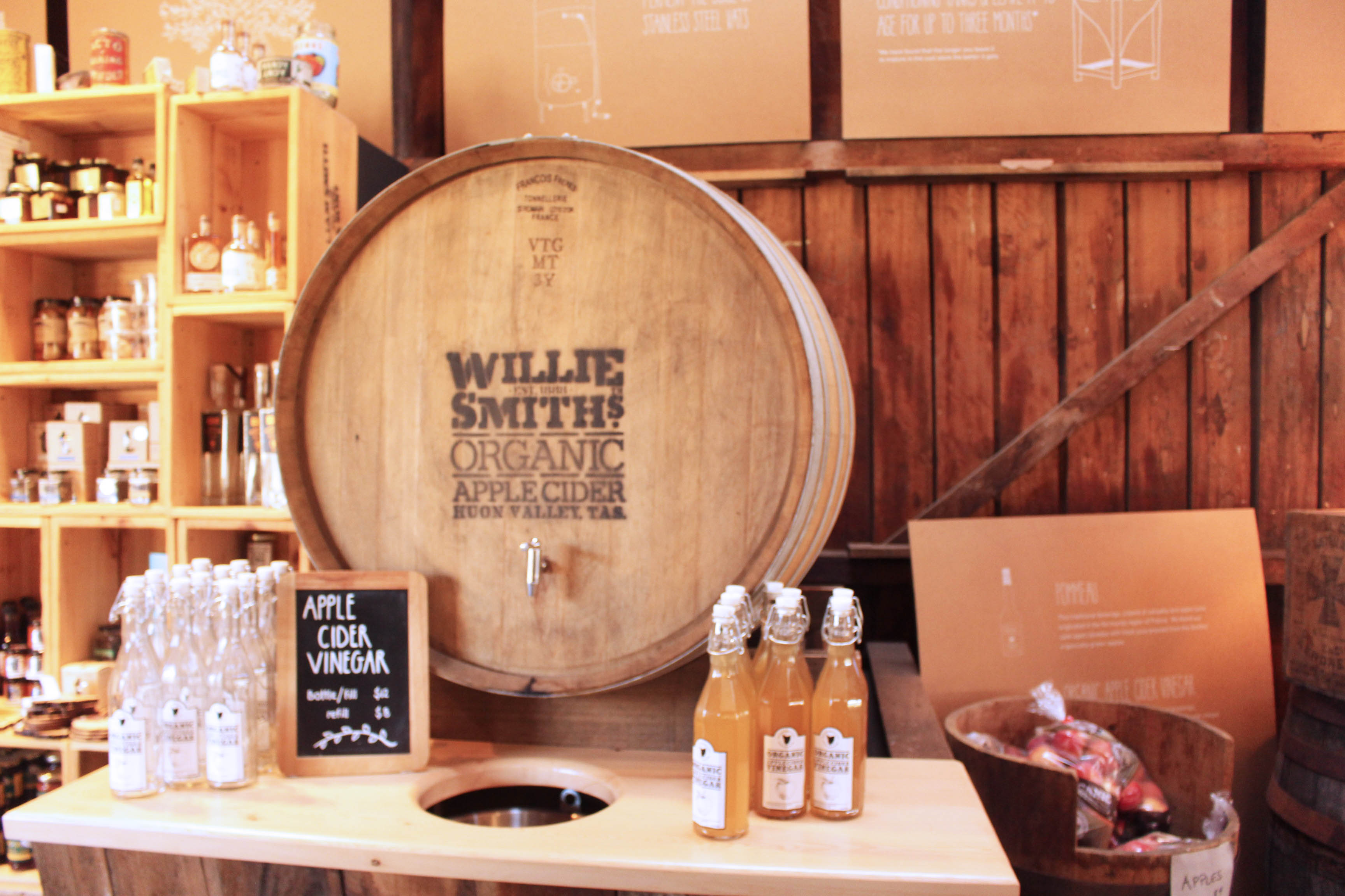 williesmithorgappcider