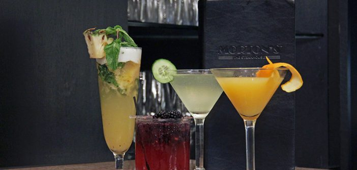 Morton's The Steakhouse Singapore – 20 New Cocktails and Sunday Set Lunch Menu
