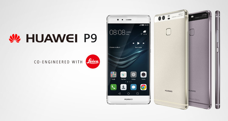 huawei p9 the flagship smartphone co engineered with leica asia 361. Black Bedroom Furniture Sets. Home Design Ideas