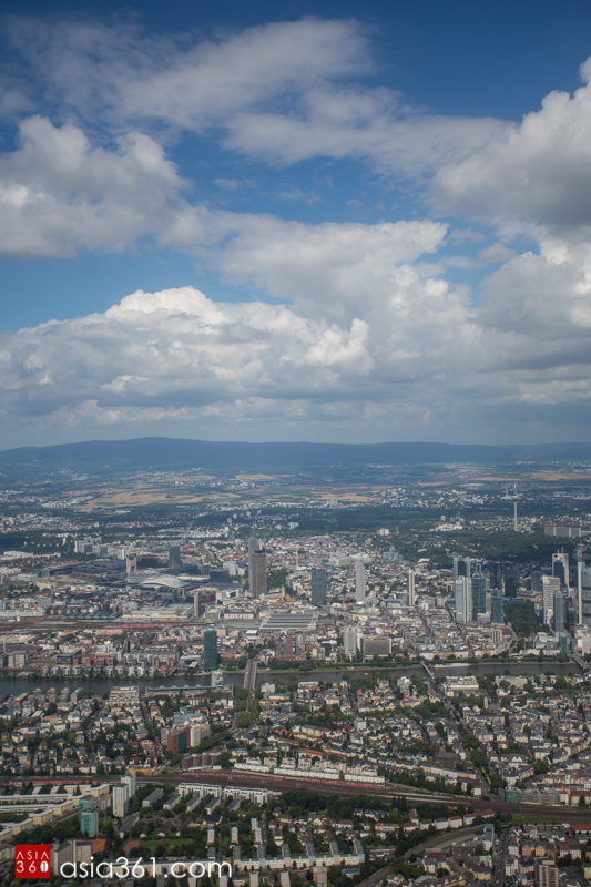 Hello, Frankfurt.