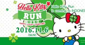 Hello Kitty Run 2016 - AEON Mall BSD City