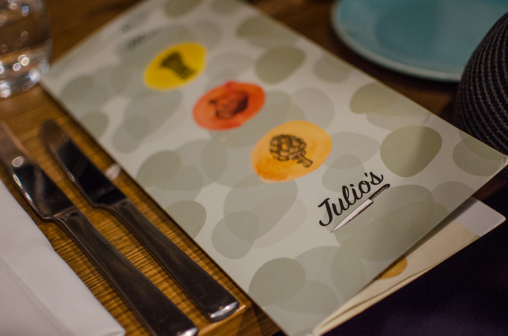 Julio's is a heritage-listed restaurant that anchors the modern Sage West Perth hotel. Photo © Justin Teo.