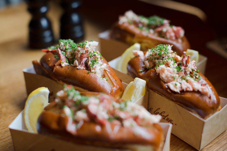 Famous Lobster Restaurant In London
