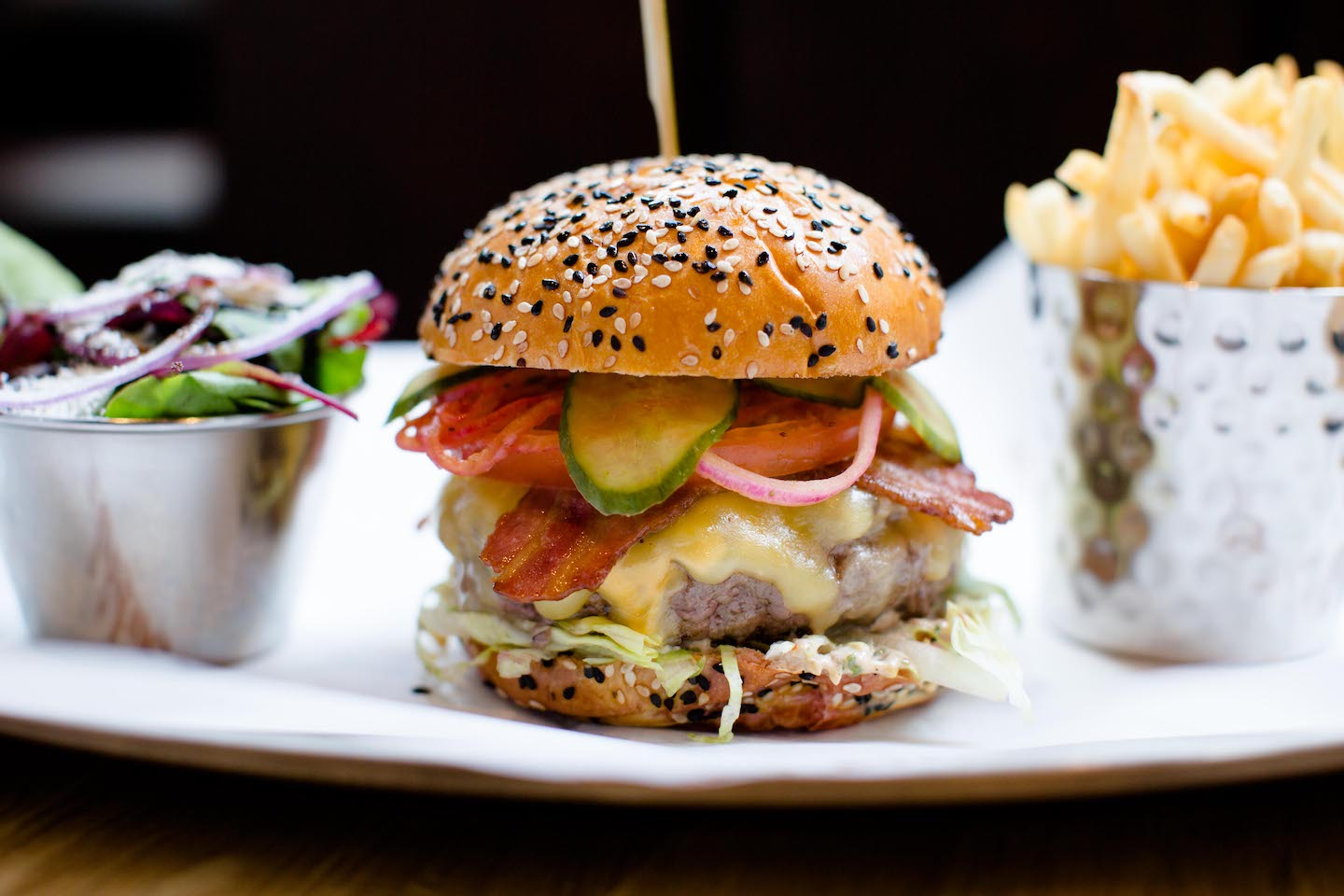 Photo: Burger & Lobster