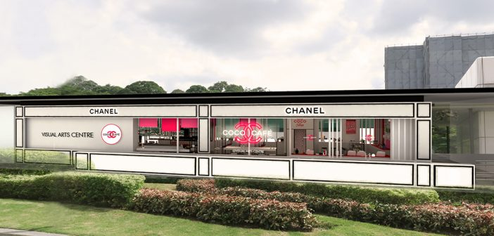Chanel's Coco Café Is Coming to Singapore