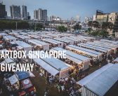 Artbox Comes to Singapore + GIVEAWAY