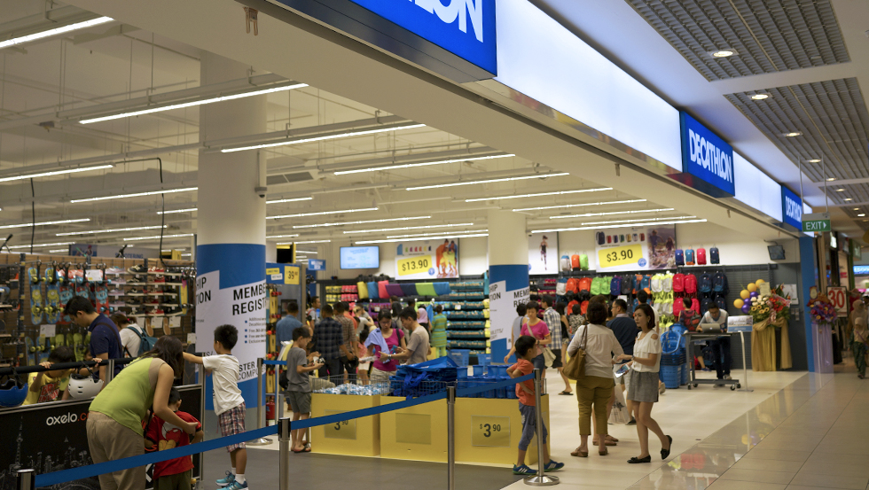 71ab8f3e9 Decathlon Opens Its Biggest Store in Singapore - Asia 361