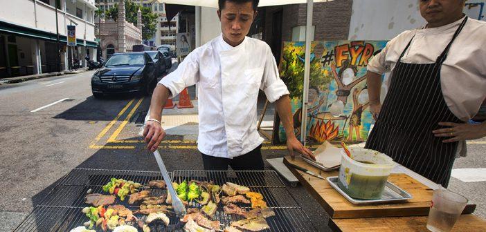 FYR: The Meat Lover's Sunday Brunch BBQ