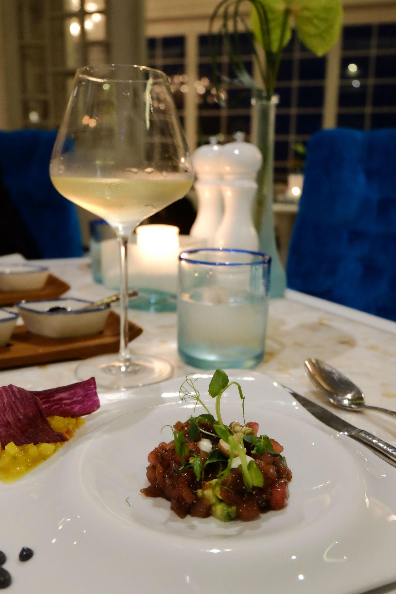 Kayuputi Dinner St. Regis Langkawi