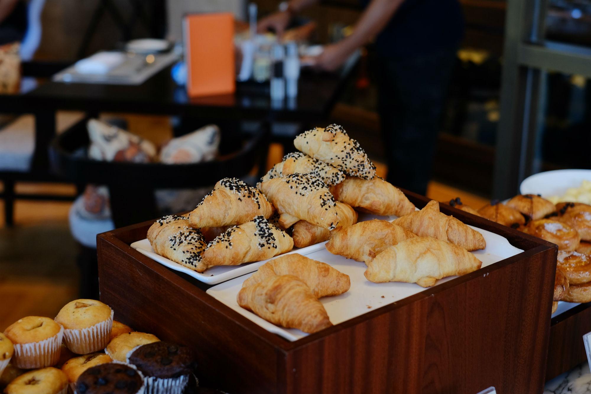 Breakfast at St. Regis Langkawi