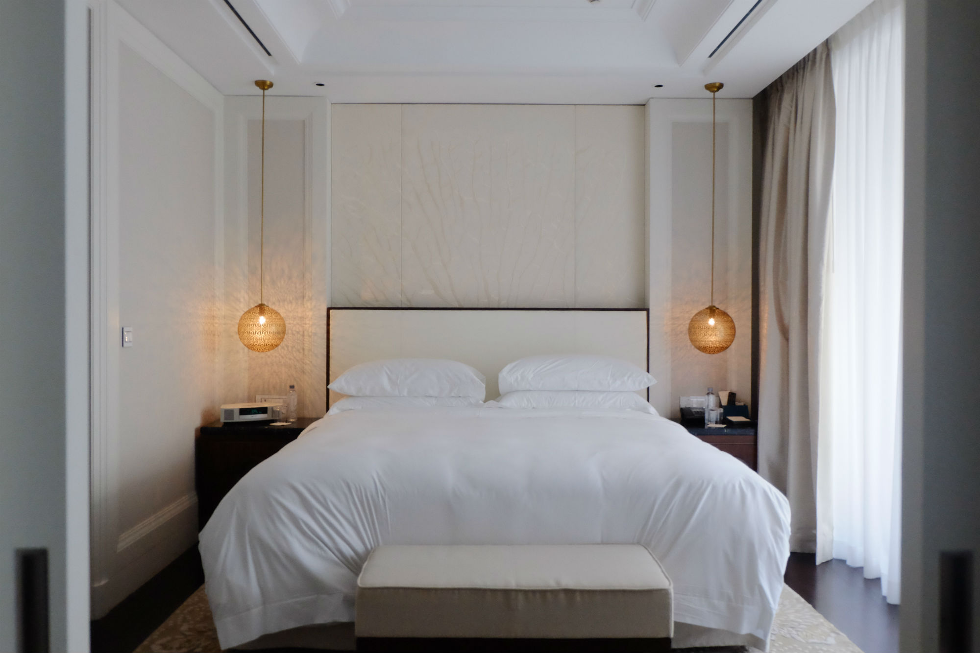 St. Regis Langkawi Pool Suite Bed