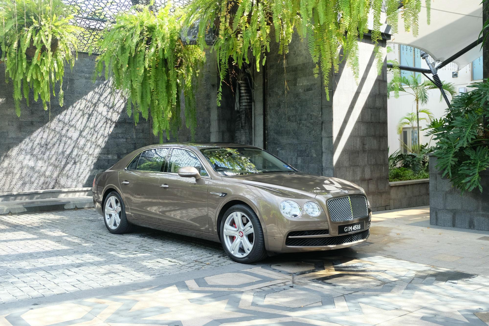 Bentley St. Regis Langkawi