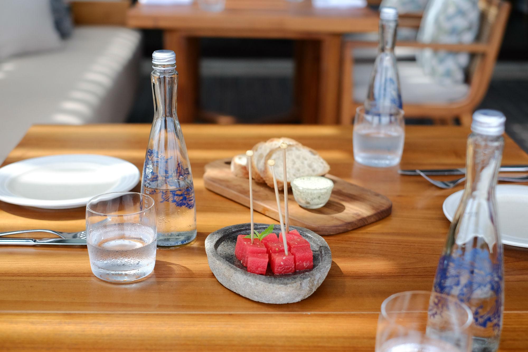 Lunch at Seasalt Seminyak