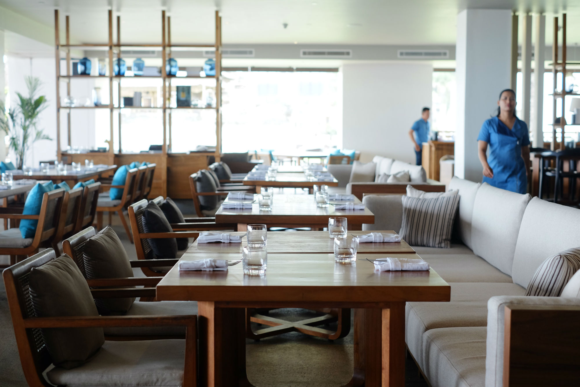 Interiors of Seasalt Seminyak