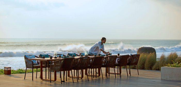 Seascape Dining at Seasalt Seminyak