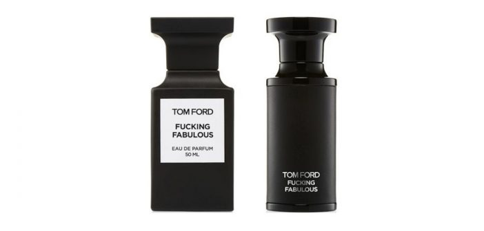 """Tom Ford's Latest Fragrance is Simply """"F**king Fabulous"""""""
