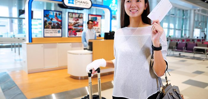 HyfeAssure Lets You Instantly Claim Up to S$200 Travel Claims at Changi Airport