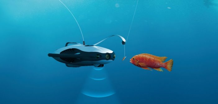 Hands-On Review: PowerVision PowerRay Underwater Robot