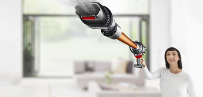 Get Swept Off Your Feet by Dyson's New V10 and Pure Cool