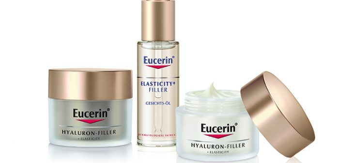 Unlock the Key to Anti-Ageing With Eucerin Hyaluron-Filler + Elasticity Range
