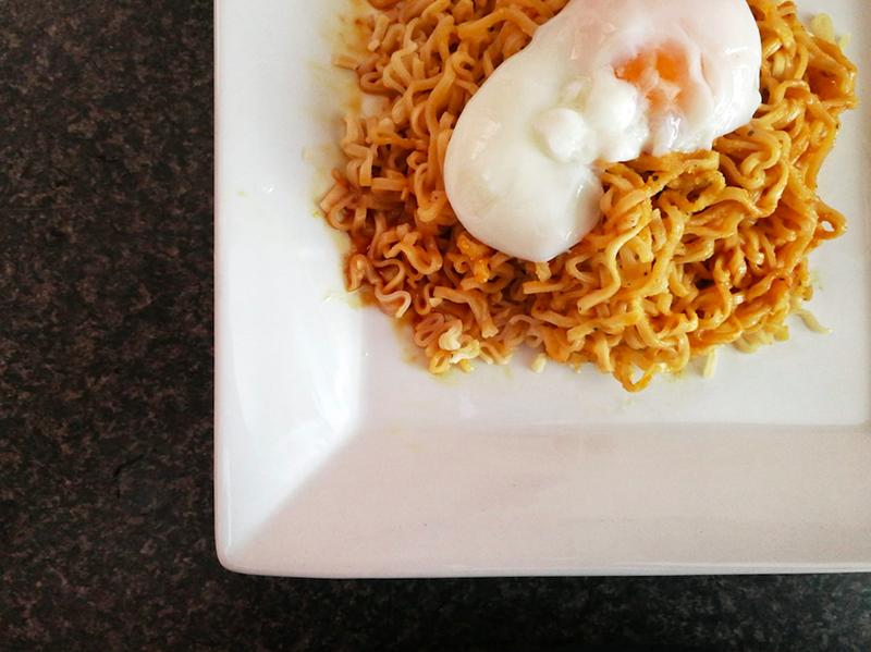Indomies salted egg